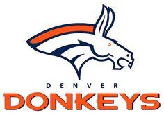 NFL - Denver Donkeys