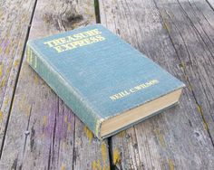 Vintage book Treasure Express Epic Days of the by VintageCDChyld