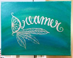 55 Ideas For Bohemian Wall Art Diy Canvases Canvas Paintings Diy Canvas Art, Diy Wall Art, Canvas Ideas, Painting Canvas, Acrylic Paintings, Diy Art, Dream Catcher Painting, Dream Catcher Art, Animal Art Projects