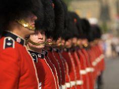 The Ceremonial Guard, Canada