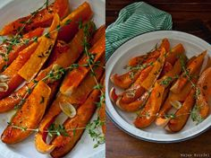 Delicious Shots: Roasted Butternut Squash, Carrots and a Giveaway!!...