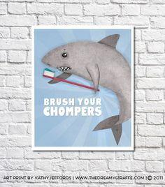21 Shark Gift Ideas for Kids -Design Bump