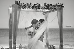 cap cana, dominican republic elopement. {vika + dima}