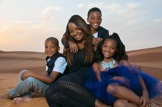 Single Mom Goes From American Hustle To Living Her Dreams in Abu Dhabi