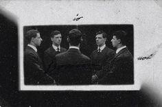 Umberto Boccioni - Io, Noi (1908)