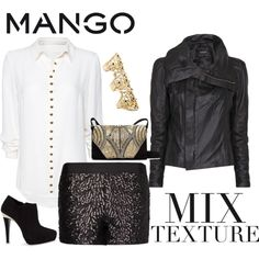 """""""Winter Aesthetic with @MANGO and That's Chic"""""""