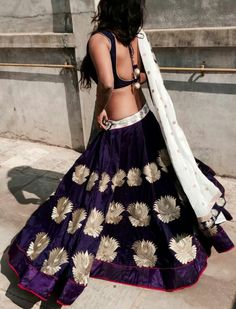 Maiden India - her-indian-soul: #Lehenga