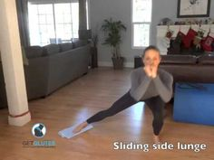 At-Home Glutes Winter Workout