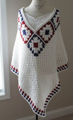 Women  Size Extra Large  Simply Soft Red White by SnugableTouches, $28.00