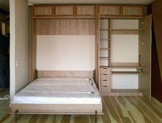 Откидная кровать своими руками для гаража или дачного домика | Дизайн интерьера