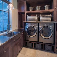 EGR Classic - transitional - laundry room - grand rapids - Scott Christopher Homes