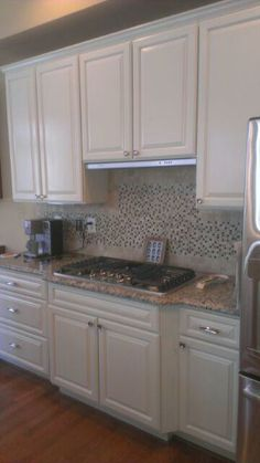 1000 images about kitchen cabinet refinishing refacing - Builder grade oak kitchen cabinets ...