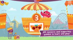 Endless Numbers early numeracy learning with Endless Numbers