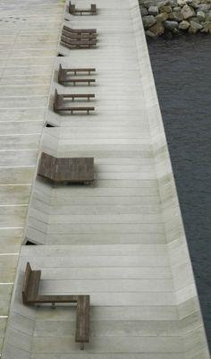 Malpica Harbour / CREUSeCARRASCO Arquitectos | #saltstudionyc