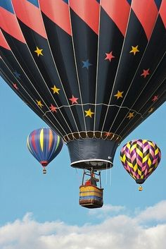 .Hot Air Balloons.           t