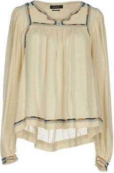4babfa2417c279 Isabel Marant Women Blouse on YOOX. The best online selection of Blouses  Isabel Marant.