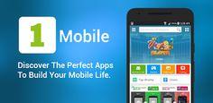 1Mobil Market v1.1  Viernes9 de Octubre 2015.By : Yomar Gonzalez ( Androidfast )   1Mobil Market v1.1 Descripción La manera más fácil de descubrir y descargar las mejores aplicaciones de Android! La forma más sencilla de gestionar apps Android! Diseño de marca nueva interfaz más suave experiencia de operación y un contenido más rico que le llevará en un viaje de descubrimiento de software. Más de 1200000 aplicaciones gratuitas;  descargas directas a su teléfono o computadora;  Todo el seguro…