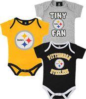 333ada87b Pittsburgh Steelers Kids Apparel