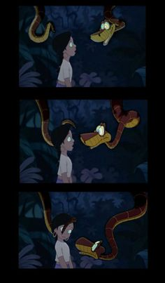 """Kaa meets Shanti - Part 3 by Vore-Disintegration Kaa came closer to the girl-cub and caressed her head with his tale. KAA: """"Are you lossst little one?"""" TO BE CONTINUED! Kaa The Snake, Rose Got, Closer, Meet, Fan Art, Deviantart, Woman, Disney, Books"""