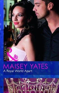 book cover of     A Royal World Apart      (Call of Duty, book 1)    by    Maisey Yates