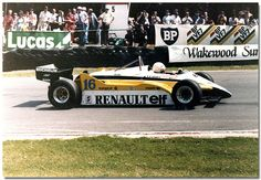 rene arnoux 1981 | Rene Arnoux Renault RE30B 1982 British GP Brands Hatch
