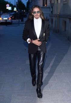 Michał Szpak na urodzinach Vivy Secret Lovers, Love Of My Life, Blond, Rock, Style, Fashion, Swag, Moda, Fashion Styles