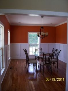 traditional dining room Dining Room. Follow us on Facebook at http://www.facebook.com/exitsuccessrealty!