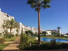 Penthouse Buena Vista Golf Malaga, Sidewalk, Golf, Terrace, Air Conditioning System, Andalusia, Parking Lot, Cottage House, Vacations