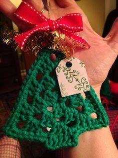 Häkeln für Weihnachten Weihnachtsbaum