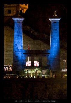 Pilares da antiga ponte pênsil (D. Maria II) / Pilares del antiguo puente colgante (D. Maria II) / Pillars of the old suspension bridge (D. Maria II) [2014 - Porto / Oporto - Portugal] #fotografia #fotografias #photography #foto #fotos #photo #photos #local #locais #locals #cidade #cidades #ciudad #ciudades #city #cities #europa #europe #turismo #tourism @Visit Portugal @ePortugal @WeBook Porto @OPORTO COOL @Oporto Lobers