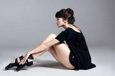 Солистка Большого театра Нелли Кобахидзе примерила новую коллекцию Puma Swan