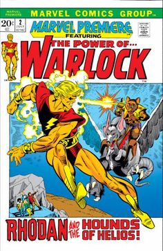 Marvel Premiere #2 - The Hounds of Helios