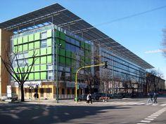 Renzo Piano Building Workshop - il Sole 24 Ore Headquarters