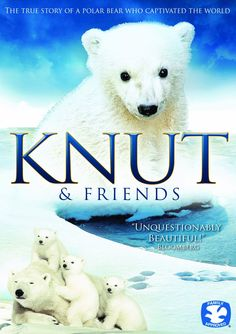 Documentaries for Kids. We love Knut.