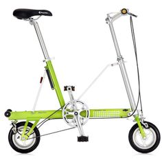 CarryMe Folding Bike - not that I need another bike or anything...