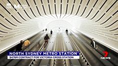 Sydney Metro, Victoria, Metro Station
