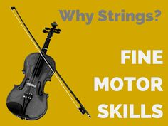 WHY STRINGS? Early Start, Fine Motor Skills, Greatest Music Literature, Varied Career Opportunities & College Scholarships. Learn more about these specific benefits of a string education from Dr. Dijana Ihas here: https://youtu.be/MeaynC2H8cI?list=PL5A2LAYrRlFCI-YH-J0zhnNHJnxM3klPU