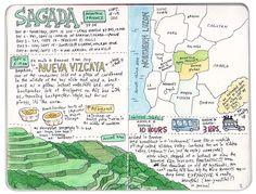 My travel journal: Sagada 1/5