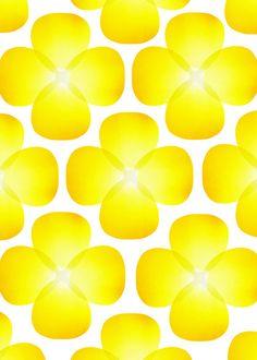 Blossom_Yellow - Art Print by Garima Dhawan