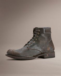 Fulton Lace Up - View All - The Frye Company