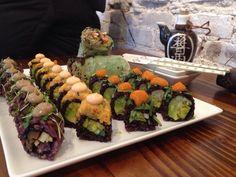 Vegan sushi! Let's do this! | Yelp
