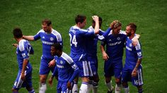 3 Thoughts on Chelsea Defeating Barcelona (photo credit: Ben Sutherland / Wikimedia Commons)