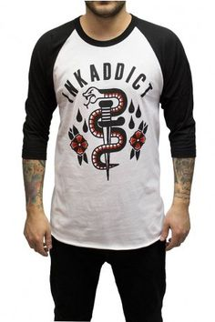 a42bdb60 38 Best INK ADDICT images   Addiction, Tattoo artists, T shirts