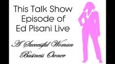 My interview with a successful 100% Woman Business Owner!