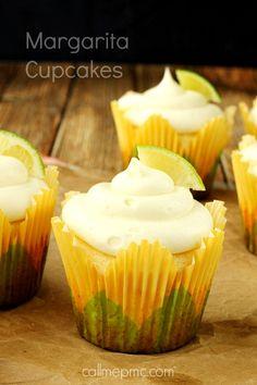 Margarita Cupcakes #callmepmc #cupcakes #margarita #dessert