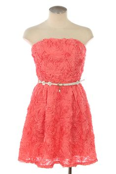 Lace + coral + floral = this spring/summer's fashion trend (not impressed that coral is happening again this spring.. it was last springs color!) so prettttyyy