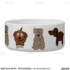 BEST DOG BOWL - PET SUPPLIES - PUPPIES - ADULT DOG