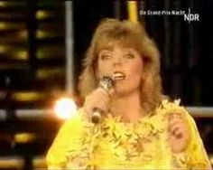 """Bernadette performing """"Sing Me a Song"""", the Dutch entry at the 1983 Eurovision Song Contest. Undoubtedly one of the highlights of a very strong year, a truly. Eurovision Songs, Michelle Pfeiffer, Singing, Youtube, Vintage, Primitive, Youtube Movies"""