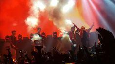First World Tour in Paris  !!!!!  Monsta X Beautiful !!!!