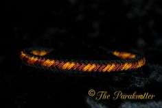 #Paraknotter #Handmade #paracord #paracord100 #Adjustable #thin #bracelet 8 Strand Round Braid